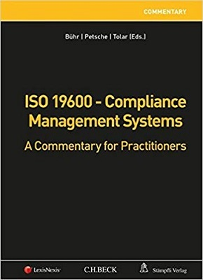 ISO 19600 - Compliance Management Systems
