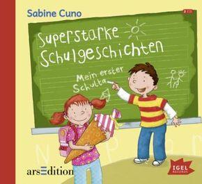 Superstarke Schulgeschichten, 2 Audio-CDs