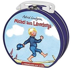 Michel aus Lönneberga - Mein Hörbuch-Koffer (3 Hörbücher auf 3 CDs)