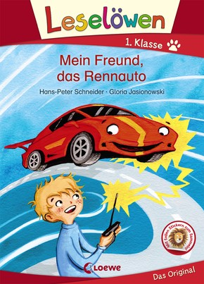 Leselöwen 1. Klasse - Mein Freund, das Rennauto