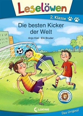 Leselöwen 2. Klasse - Die besten Kicker der Welt