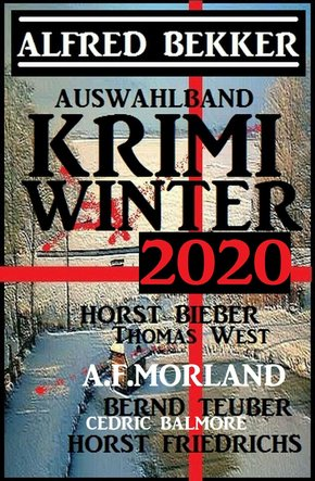 Auswahlband Krimi Winter 2020 (eBook, ePUB)