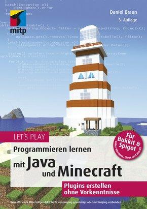 Let's Play.Programmieren lernen mit Java und Minecraft (eBook, PDF)