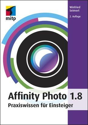 Affinity Photo 1.8 (eBook, ePUB)