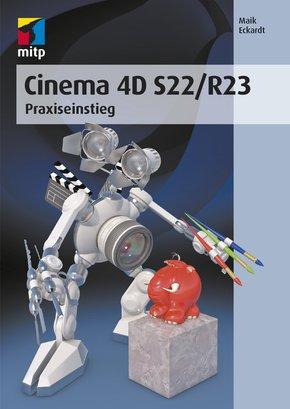 Cinema 4D S22/R23 (eBook, PDF)