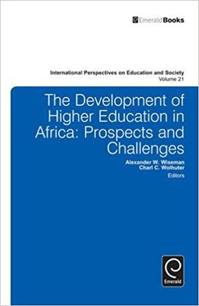 The Development of Higher Education in Africa