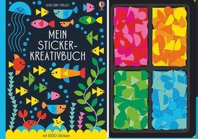 Mein Sticker-Kreativbuch