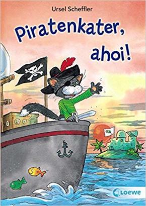 Piratenkater, ahoi!