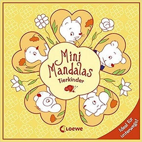 Mini-Mandalas - Tierkinder