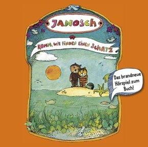 Janosch - Komm, wir finden einen Schatz, Audio-CD