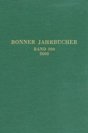 Bonner Jahrbücher - Bd.200