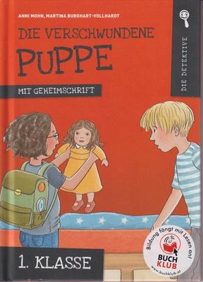 Die verschwundene Puppe (1.Klasse)