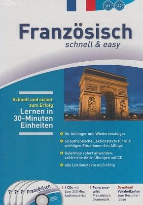 Französisch - schnell & easy (A1-A2)