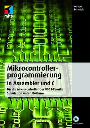 Mikrocontrollerprogrammierung in Assembler und C (eBook, PDF)