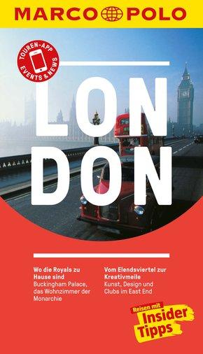 MARCO POLO Reiseführer London (eBook, ePUB)