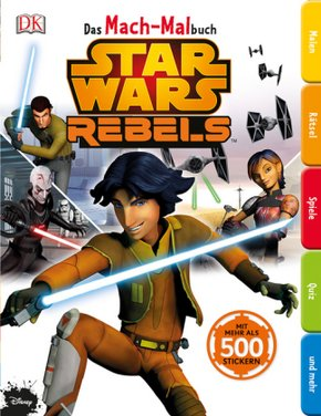 Das Mach-Malbuch - Star Wars™ Rebels