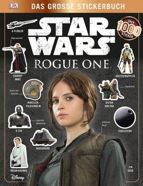 Star Wars™ Rogue One - Das große Stickerbuch