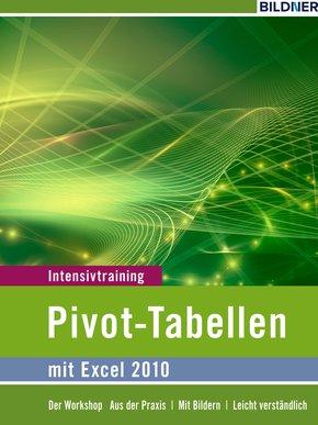 Pivot-Tabellen mit Excel 2010 (eBook, ePUB)
