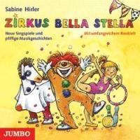 Zirkus Bella Stella, Audio-CD