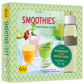 Smoothie-Set (Buch + Smoothie-Trinkflasche)