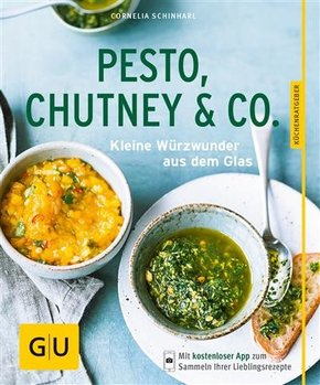 Pesto, Chutney & Co. (eBook, ePUB)