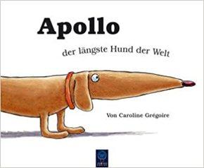 Apollo - der längste Hund der Welt!