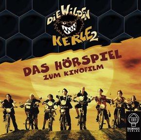 Die Wilden Kerle 2 - Das Original-Hörspiel zum Kinofilm, 1 Audio-CD