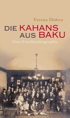 Die Kahans aus Baku (eBook, PDF)