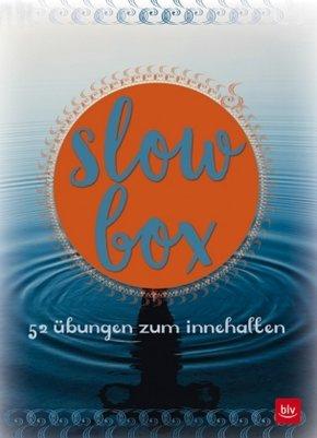 Slow-Box, Kartenset