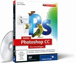 Adobe Photoshop CC - Die Grundlagen - Video-Training