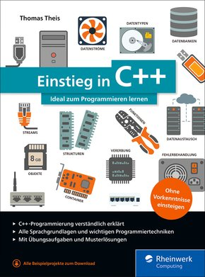 Einstieg in C++ (eBook, ePUB)