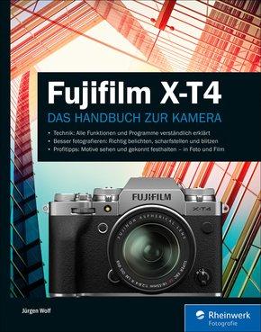 Fujifilm X-T4 (eBook, PDF)