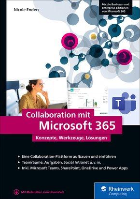 Collaboration mit Microsoft 365 (eBook, ePUB)