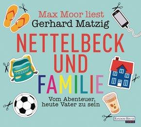 Nettelbeck und Familie, 2 Audio-CDs