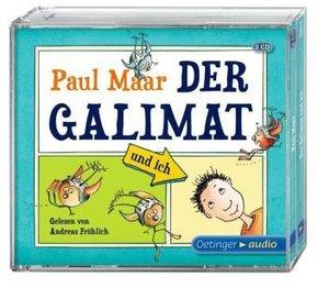 Der Galimat und ich, 3 Audio-CDs