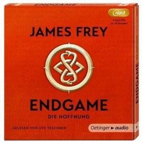 Endgame - Die Hoffnung, 2 MP3-CDs