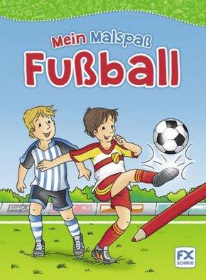 Mein Malspaß Fußball