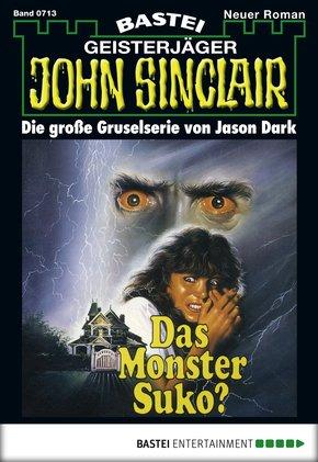 John Sinclair - Folge 0713 (eBook, ePUB)