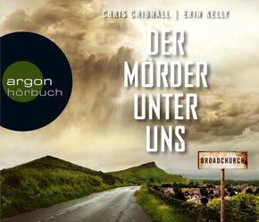 Broadchurch - Der Mörder unter uns, 6 Audio-CDs