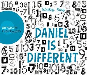Daniel Is Different, 4 Audio-CDs