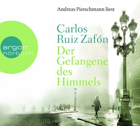 Der Gefangene des Himmels, 7 Audio-CDs