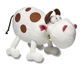 2er VE Plüsch-Kuh groß