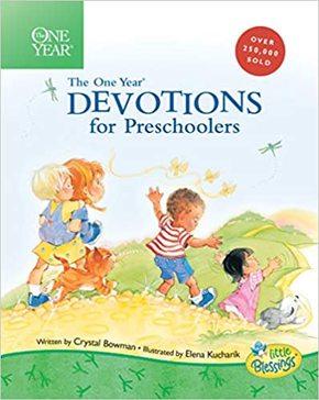 One Year Devotions For Preschoolers