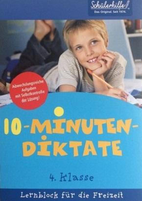 Schülerhilfe - 10-Minuten Diktate  (4. Klasse)