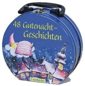 48 Gutenacht-Geschichten - Mein Hörbuch-Koffer (48 Geschichten auf 5 CDs)