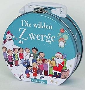 Die wilden Zwerge - Mein Hörbuch-Koffer (7 Geschichten auf 4 CDs)