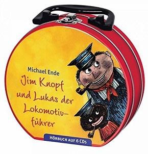 Jim Knopf und Lukas der Lokomotivführer - Mein Hörbuch-Koffer (Hörbuch auf 6 CDs)