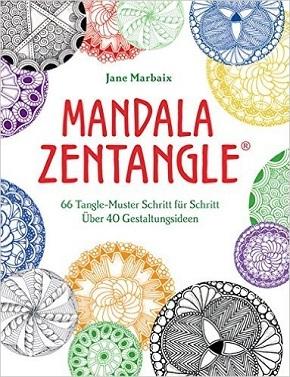 Mandala Zentangle - Malbuch für Erwachsene