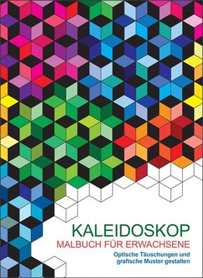 Malbuch für Erwachsene: Kaleidoskop