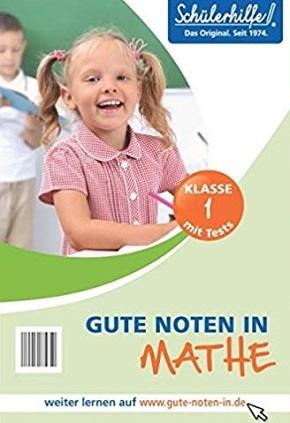 Schülerhilfe - Gute Noten in Mathe (Klasse 1)